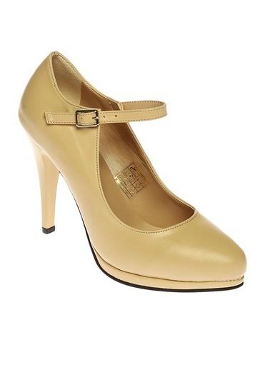 Limon Company Topuklu Ayakkabı Bej